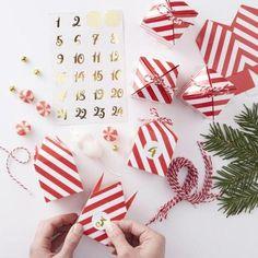 Make your Own Advent Calendar Kit