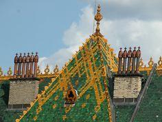 Iparművészeti Múzeum, Zsolnay Roof | by ArsDecorativa
