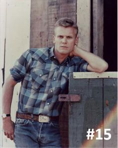 In Jeffrey Schwarz's excellent 2015 documentary, Tab Hunter Confidential (streaming on Netflix), the actor Tab Hunter recounted his experience attending a private gay and lesbian Hollywood party in Golden Age Of Hollywood, Vintage Hollywood, Hollywood Stars, Classic Hollywood, Hollywood Men, Hollywood Icons, Tab Hunter, Plus Tv, Out Of The Closet