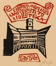 Vincas Kisarauskas, Art-exlibris.net