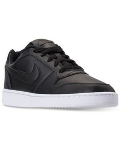 ababa1efbe5a1 Women's Ebernon Low Casual Sneakers from Finish Line   macys.com Finish Line,  Nike