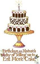 Tiered Cakes, Birthday Celebration, Birthdays, Eat, Birthday, Birthday Parties