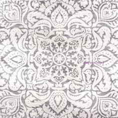 Ralph Lauren Moroccan Tile Floral Queen Duvet Cover Set Purple Grey Ivory | eBay