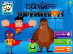 Monsters vs Superheroes