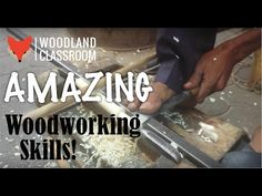 AMAZING Woodworking Skills!