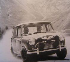 Hopkirk - Alpine rally