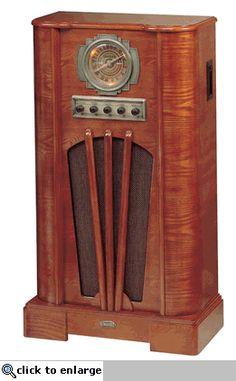 Crosley radios authentic reproductions