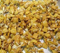 Chex Mix on Pinterest   Chex Mix, Puppy Chow and Chex Party Mix