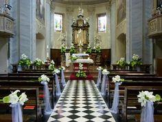 Collezione Esempio di addobbo per chiesa - Matrimonio.it