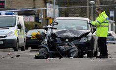REVEALED: Danger driving 'hotspots' in Bradford district