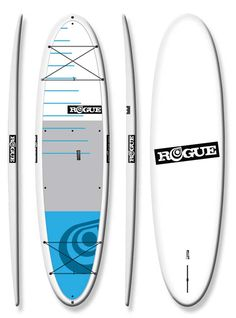 ROGUE SUP – Utility Stand Up Paddle Board