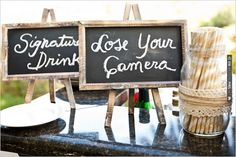 signature drink signs | CHECK OUT MORE IDEAS AT WEDDINGPINS.NET | #weddingfood #weddingdrinks