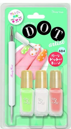 Lucky trendy dot artists set 4 (Country Garden) [DND684] >>> Visit the image link more details.