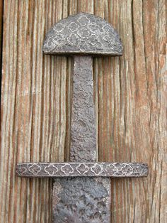 Authentic Viking Armor | EXCEPTIONAL SILVER DECORATED VIKING SWORD 10th - 11th CENTURY AD. # ...