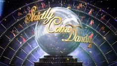 """Strictly Come Dancing (British series like """"Dancing with the Stars"""""""