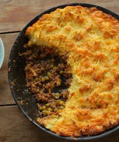 Shepherd's pie, azaz pásztorpite   Street Kitchen Quiche, Street, Breakfast, Kitchen, Food, Morning Coffee, Cooking, Kitchens, Essen