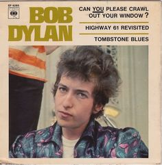Bob Dylan - Can You Please Crawl Out Your Window? (Vinyl) at Discogs