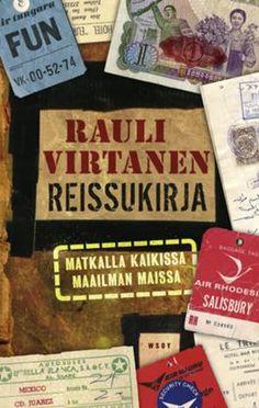 Reissukirja - Rauli Virtanen