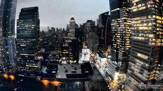 New York Noir (Hyper-Lapse)