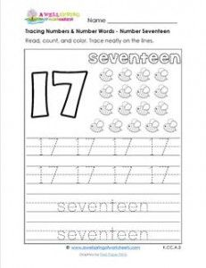 Math Worksheets For 6th Grade Free Word What Number Comes Before Part  Numeracy Math And Worksheets Square Root Worksheet Excel with Free Printable Math Worksheets 2nd Grade In This Tracing Numbers  Number Words Worksheet Students Read The Word  Seventeen Color The Big Count The Bees Trace The Numbers  The Number  Words Verbs Worksheets For Grade 2 Excel