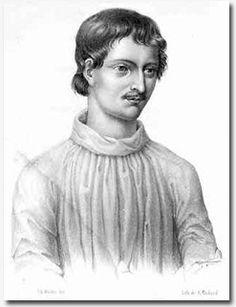 Giordano Bruno 1548-1600 Il a été le 1er à découvrir l'existence de l'univers, à penser qu'il  n'avait pas de fin, que des centaines de milliers de Soleils comparables au nôtre existaient. Sans  pouvoir en faire l'expérience, uniquement par la pensée et la réflexion, il n'a jamais été reconnu en tant que savant. Giordano Bruno est  accusé d'hérésie, d'apostasie, et de blasphème. Après un procès de 8 ans,  pendant lequel il refusera toujours d'adjurer il sera brûlé vif.