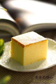 The Kitchen 70's: 黄金乳酪蛋糕