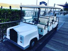 I have fairly humble life #goals and now I've seen a #RollsRoyce style stretched #limo #Golf #Buggy owning one of them has become one! #pimpmyride #driving #fun #travel #tourism #tourist #leisure #life #DaydreamIsland #Whitsundays #Queensland #Australia #IgersWhitsundays #IgersQueensland #IgersAustralia #tropical #paradise