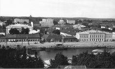 View from Samppalinnanmäki