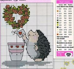 Brilliant Cross Stitch Embroidery Tips Ideas. Mesmerizing Cross Stitch Embroidery Tips Ideas. Hedgehog Cross Stitch, Cross Stitch Needles, Cross Stitch Heart, Cross Stitch Cards, Cross Stitch Animals, Cross Stitch Flowers, Cross Stitch Kits, Cross Stitch Designs, Cross Stitching