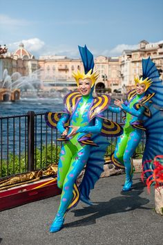 Disney Dancer Photo Album Vol. 3 Legend of Michika No. Legend of Mythica No. Dancer Photo Album Vol. Mardi Gras Costumes, Carnival Costumes, Disney Costumes, Cool Costumes, Halloween Costumes, Little Mermaid Costumes, The Little Mermaid, Alien Shows, Dining At Disney World