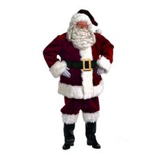 Buy Halco Majestic Santa Suit Costume  **Dry cleaning recommended Halco Title: Halco's Majestic Suit**  Buy From Amazon http://www.amazon.com/gp/product/B0040700J0?tag=canreb0c-20