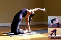 Yoga takes you into the present moment, the only place where life exists. Visit at- http://goo.gl/7YVyDp