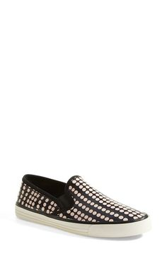 Tory+Burch+'Jesse'+Printed+Leather+Slip-On+Sneaker+(Women)+available+at+#Nordstrom