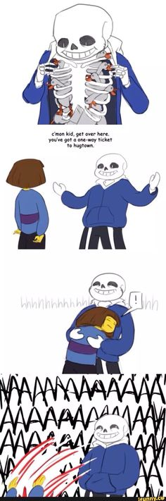 undertale comic