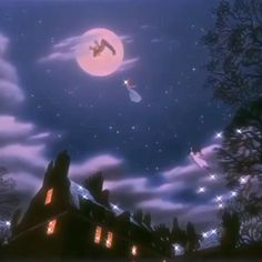 Aesthetic Videos, Aesthetic Pictures, Peter Pan Wallpaper, Alice In Wonderland Aesthetic, Peter Pan And Tinkerbell, Beautiful Photos Of Nature, Disney Aesthetic, Disney Cartoons, Disney Animation