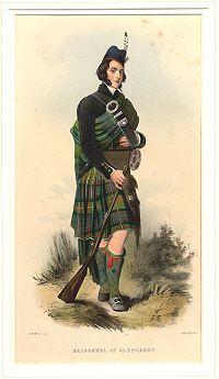 N35 - MacDonnell of Glengarry
