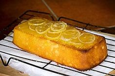 Yoghurt lemon syrup loaf recipe, NZ Herald – visit Food Hub for New Zealand recipes using local ingredients – foodhub.co.nz