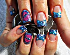 Cute Acrylic Nail Designs
