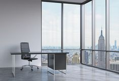 Natural light in the workplace is something employees cherish while they are stuck in the office. A workplace is supposed to be a comfortable place for workers to be productive and efficient in their jobs and careers. Laminated Glass, Corner Office, Natural Light, Workplace, Nature, Table, Manhattan, Furniture, Home Decor
