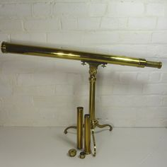 Vintage Antique Combo of Authentic Doland /& Royal Navy London Maritime Telescopes Gift Item
