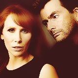 Catherine Tate and David Tennant promo for Much Ado.