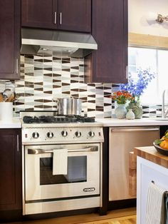 1000 Images About Backsplash On Pinterest Contemporary Kitchens Taupe Kitchen Cabinets And