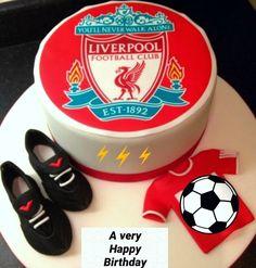 Sports Birthday Greeting – wanaabeehere Sports Birthday, Liverpool Football Club, Very Happy Birthday, Walking Alone, Birthday Greetings, Dog Bowls, Birthday Congratulations, Happy Birthday Greetings