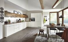 Looking for the Best kitchen layout ideas for kitchens in London? Your kitchen is the heart of your home. Whatever the space, we bring you the best ideas for kitchen layouts to suit your needs. Best Kitchen Layout, Kitchen Cabinets, Table, Furniture, Home Decor, Kitchen Planning, Kitchens, London, Image