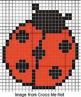 bugs cross stitch patterns - Google Search