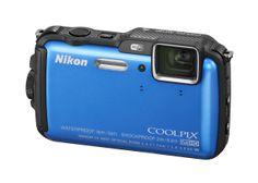 Szukasz aparatu na wyprawy w podmorskie głębiny i na skaliste szczyty? COOLPIX AW120 o rozdzielczości 16 mln pikseli to aparat wystarczająco solidny, aby być niezawodnym towarzyszem podróży, a przy tym wyposażony w mnóstwo funkcji, które uprzyjemnią aktywne spędzanie czasu.  Poznajcie go lepiej: http://www.nikon.pl/pl_PL/product/digital-cameras/coolpix/all-weather/coolpix-aw120