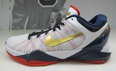 quality design 84392 4a69d Nike Zoom Kobe 7 Gold Swoosh Kobe 8 Shoes, Adidas Runners, Usa Gold,