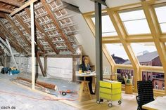 A #loft #conversion is one of the most straightforward ways of getting extra #space.: http://www.1-2-do.com/wissen/Dachausbau