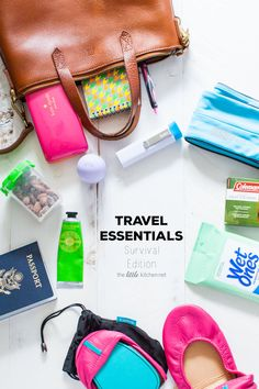 Travel Essentials and Packing for Your Next Trip thelittlekitchen.net