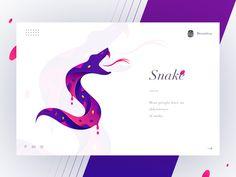S&Snake by Brenttton